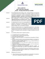 Reglamento Becas FBB Fulbright a Otorgar en 2018