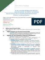 Antibióticos y Su Clasificación