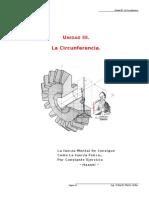 Unidad 3 - La Circunferencia.doc