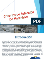 criteriodeselecciondelosmateriales