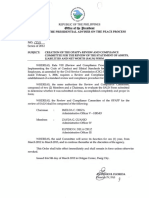 Office Order - Creation of SALN Review and Compliance Committee.pdf