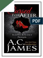 A.C. James - Maldito Para Siempre - Serie Para Siempre 0.5 - Las Ex 459