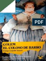 Golem, El Coloso de Barro - Isaac Bashevis Singer - 31346 - Spa