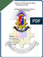 INVESTIGACION CIENTIFICA DE LA FERIA DE INGENIERIA DE SISTEMAS.docx