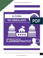 A Casa Do Simulado - Minissimulado 186