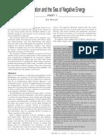 Dirac's Sea of Negative Energy.pdf