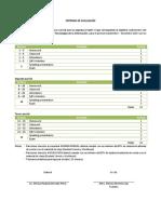 Criterios de Evaluacion TIC Despresurizado