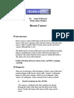 Breast Cancer Samir H Khraisat9102010