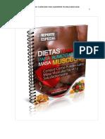 REPORTE GRATIS DIETAS ESPECIALES Y ENTRENAMIENTO PARA GANAR MASA MUSCULAR.pdf