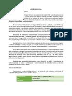 Leche Gloria s.a. Informacion