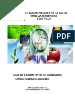 Guía bioquímica