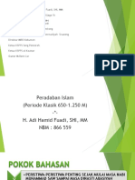 AIK 4 Bab 1 Islam Periode Klasik