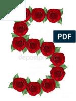 5 en Numero Rosa