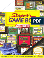 Nintendo Players Guide Super Game Boy