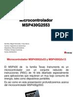 Introduccion Al Msp430