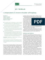 Complications in Reverse Shoulder Arthroplasty