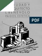 Benevolo Leonardo La Ciudad y El Arquitecto