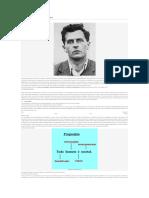 O Tractatus de Wittgenstein - Parte 1