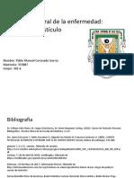 Historia Natural de La Enfermedad Cancer de Testiculo
