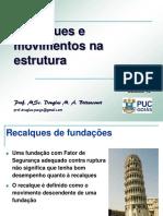 PUC FUND 19 Recalques
