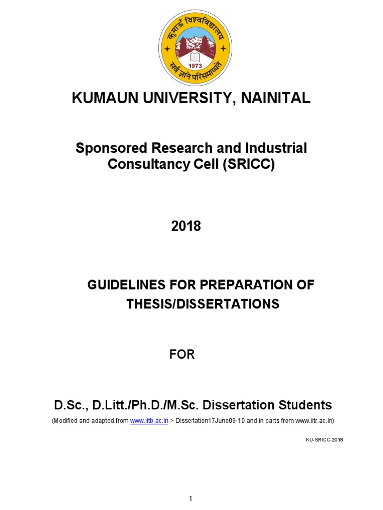 iitb dissertation format