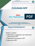 Penyusunan Rpp Vedc -Sp
