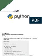 Advance Python -Lejy