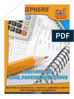 Haryana AE Civil Papers Solutions (1)
