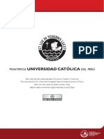 Desempeño Sísmico de Un Edificio Aporticado de Cinco Pisos Diseñado Con Las Normas Peruanas de Edificaciones