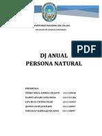 Dj Anual Persona Natural 1