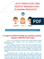 Program Alih Fungsi Power Point