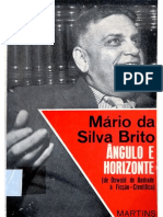 BRITO, Mario da S. - Ângulo e Horizonte (1966)