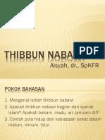 K6 THIBBUN NABAWI