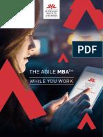 Agile MBA