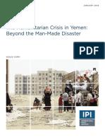 IPI Rpt Humanitarian Crisis in Yemen