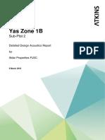 Detailed Design Acoustics Report