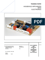 Training Paper Household Appliances With Electronics