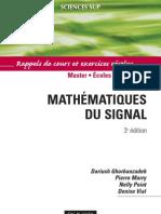 Mathematiques Du Signal - 3e Edition