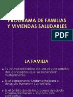 Programa de Familias u Viviendas Saludables