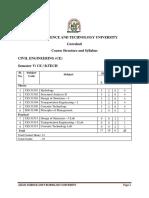 5th Semester CE