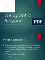 Region and Types