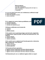 Test Grila Drept International Privat2.Txt