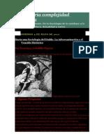 Hacia una Sociología del Diablo. De Historia Semiológica.