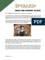 Ideas para Plays for Kids.pdf