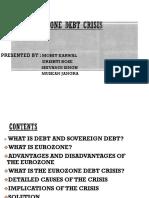 Eurozone Debt Crisis 2009 Final
