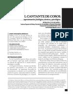 Revista de foniatria
