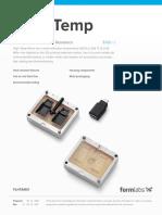 HighTemp-DataSheet