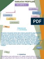 Proses Pembuatan Propylene