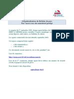 Bulletin de Paye Informatisé
