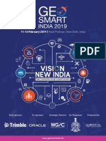 GeoSmart India 2019 - Proposal